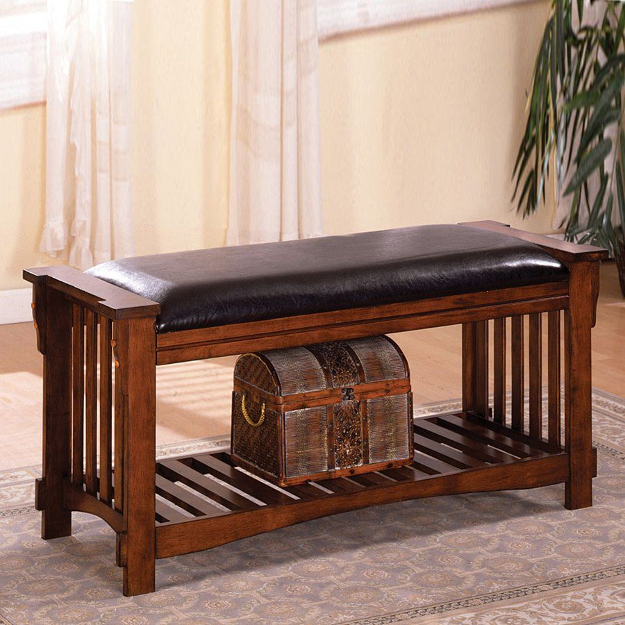 Furniture Of America Cm Bn6220 Salford Bench Home Showroom