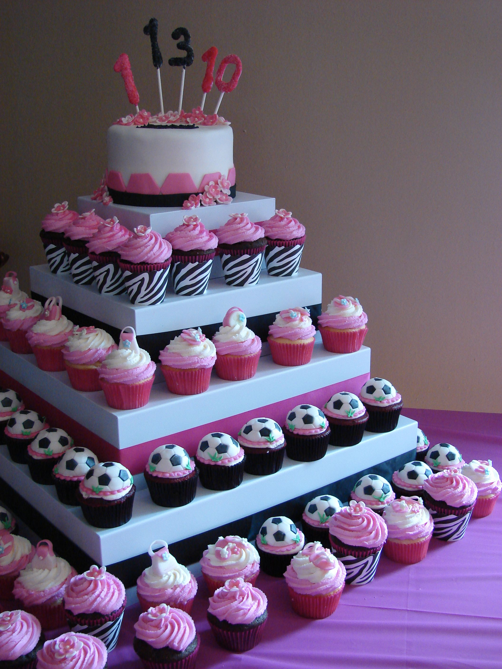 Combined birthday party for 3 sisters (1yrs, 10yrs & 13yrs ...