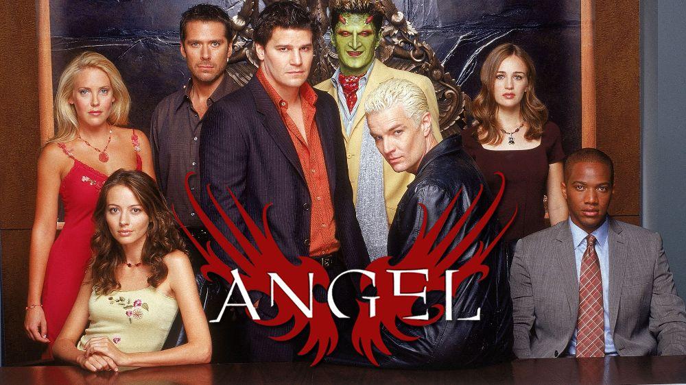 Angel (1999 - 2004) | Bygone TV Shows | Pinterest ...