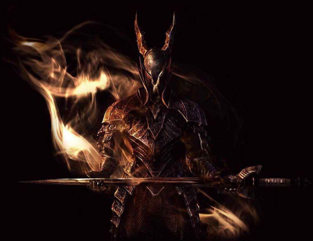 Black Knight Characters Art Dark Souls Dark Souls Dark Souls 2 Videos