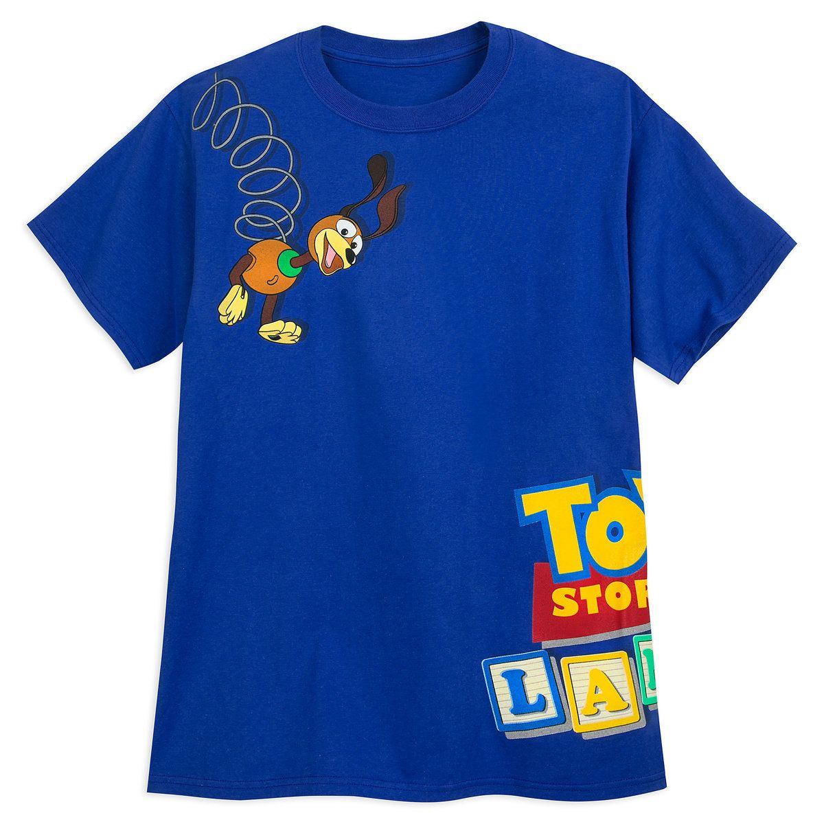 Slinky Dog T-Shirt for Adults - Toy Story Land