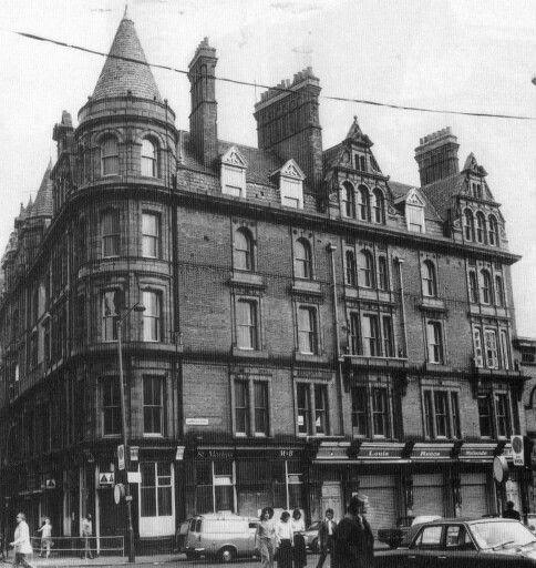 St Martin S Public House On Jamaica Row Birmingham Birmingham City