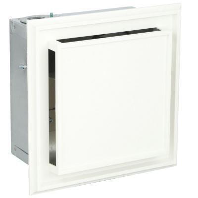 Broan 0 Cfm Duct Free Ceiling Exhaust Fan White Bathroom