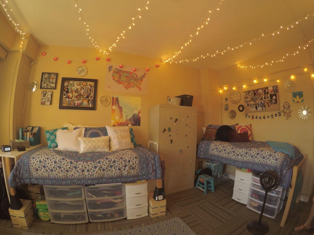 College Dorm Room Headboard