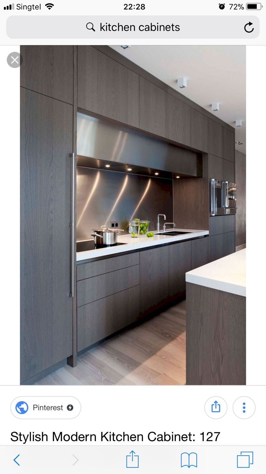 Kitchen Cupboard Uplighters Pin By Siok Hoon Ong On Doing The Hdb Kitchen Cabinet Design