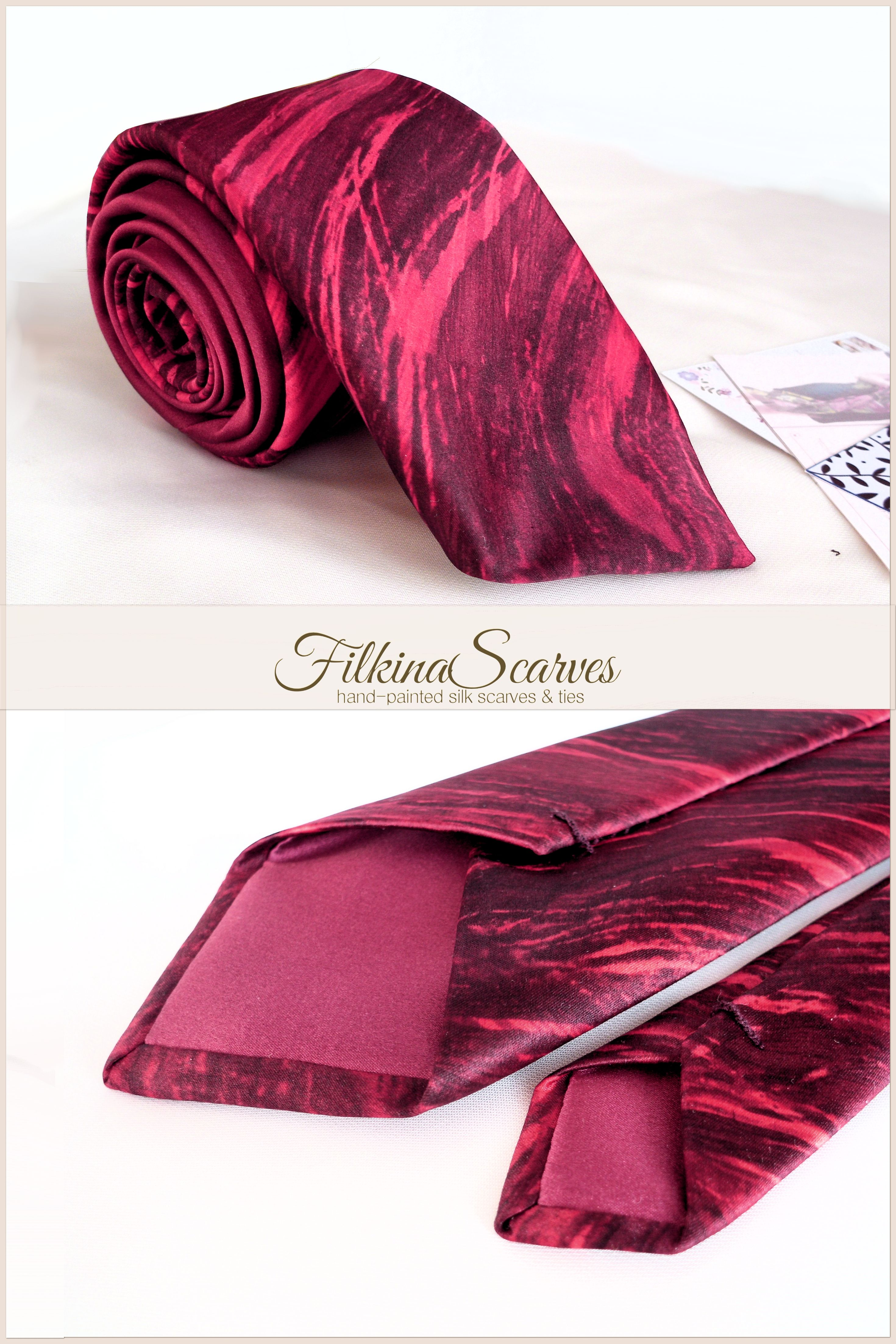 Mens Tie Fashion Neckties Necktie Wedding Valentines Day Party Date Outfit