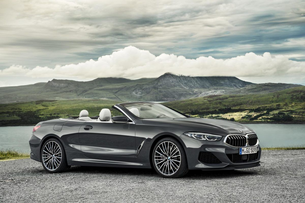 Bmw 8 Series Convertible With Images Bmw New Bmw Porsche 911
