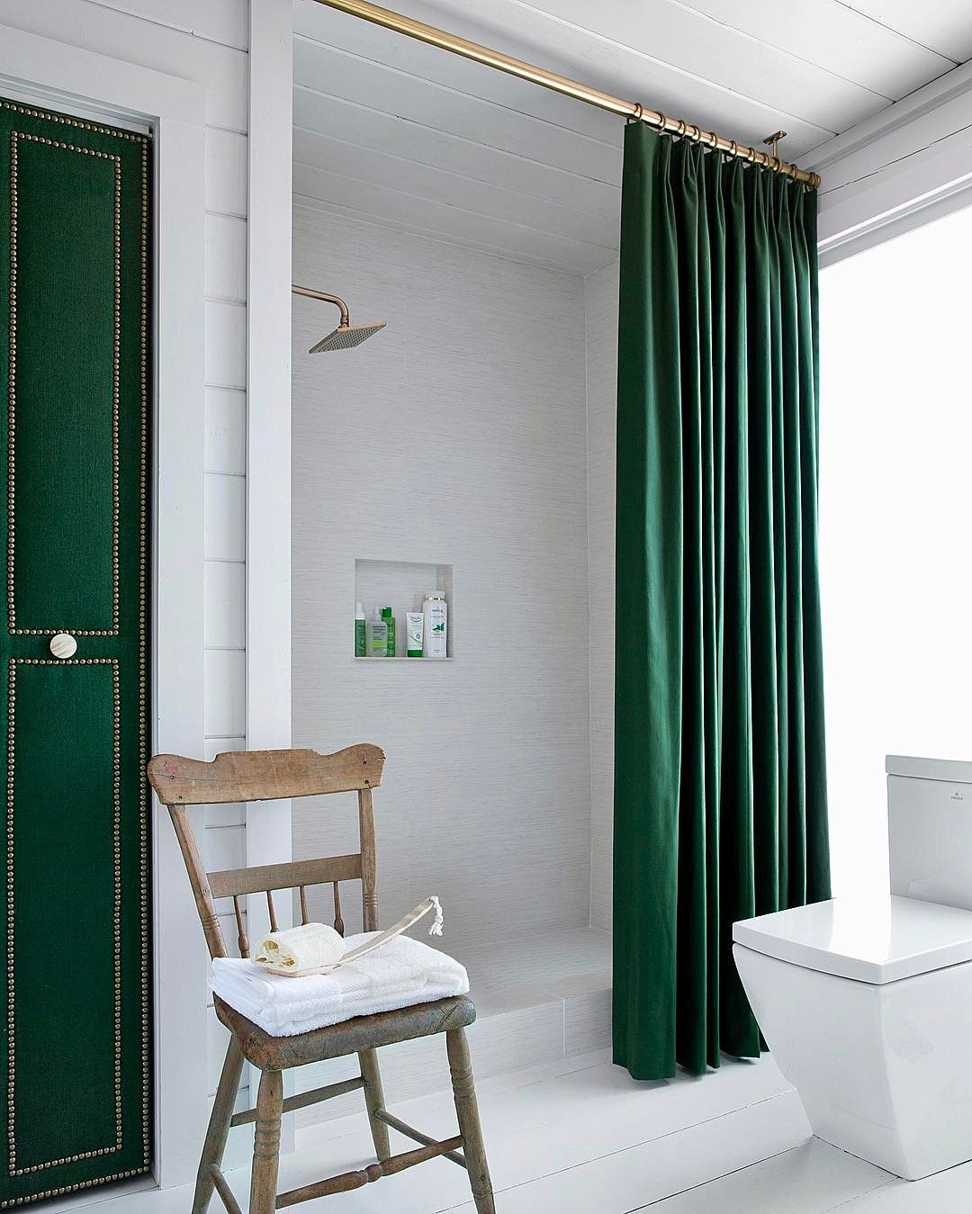 pin by house of elyn ryn on green accents cortinas de. Black Bedroom Furniture Sets. Home Design Ideas