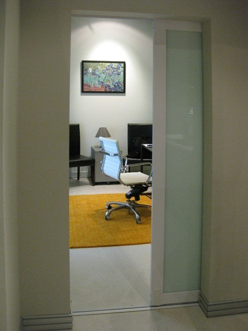 Game Room Sliding Glass Room Dividers Inspirational Gallery: Milky Glass Pocket Door Inspirational Gallery