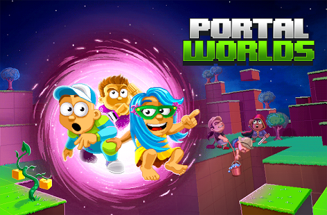 Download Portal Worlds for PC Create your own world