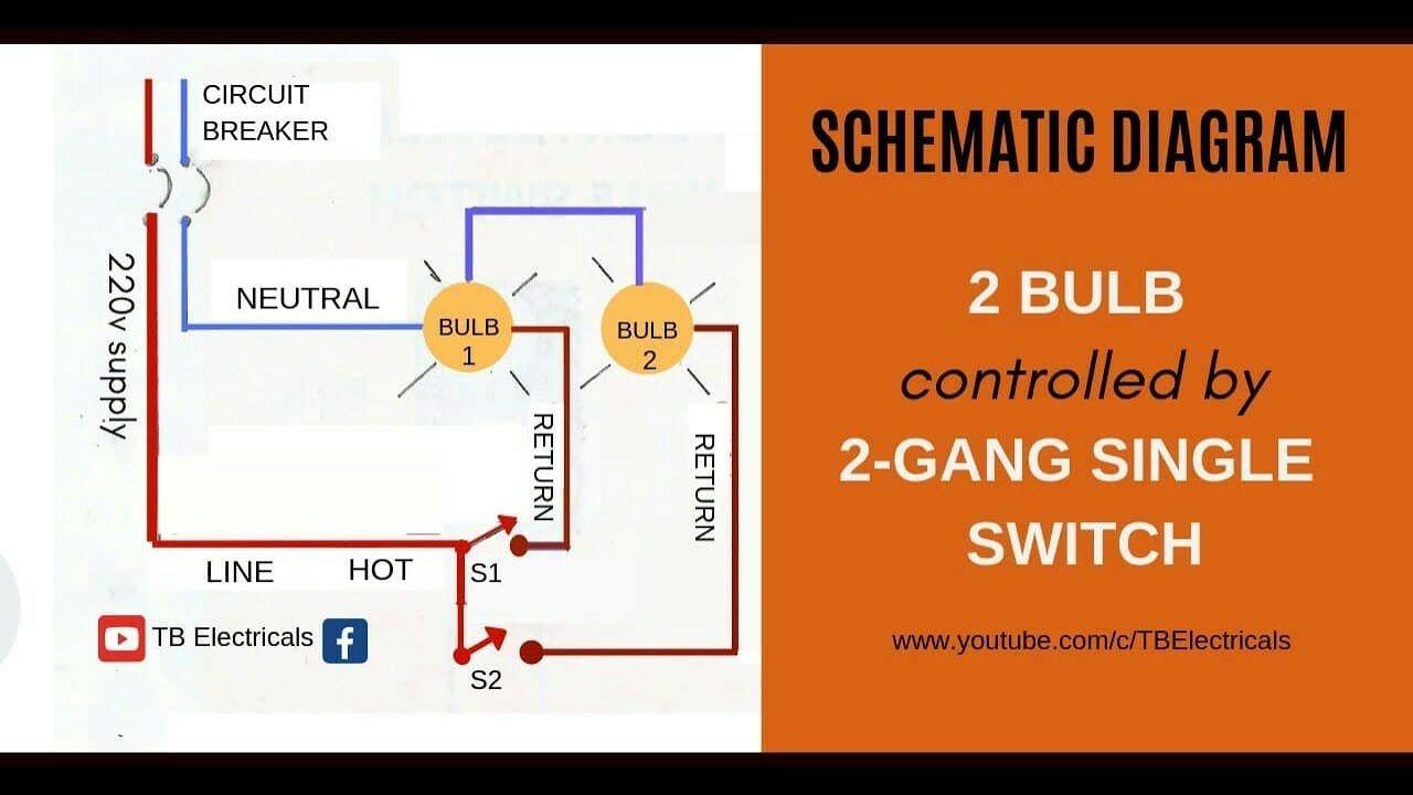 220v Light Switch Wiring Diagram