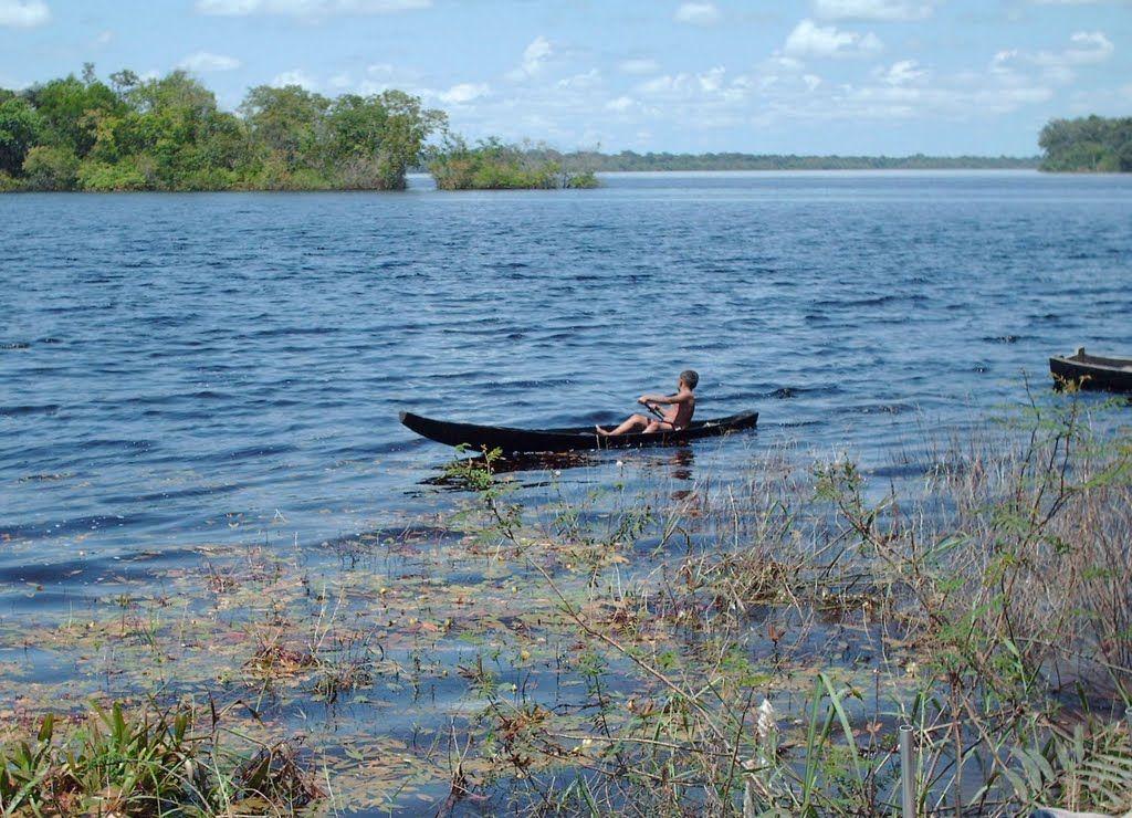Amazona, Río Atabapo