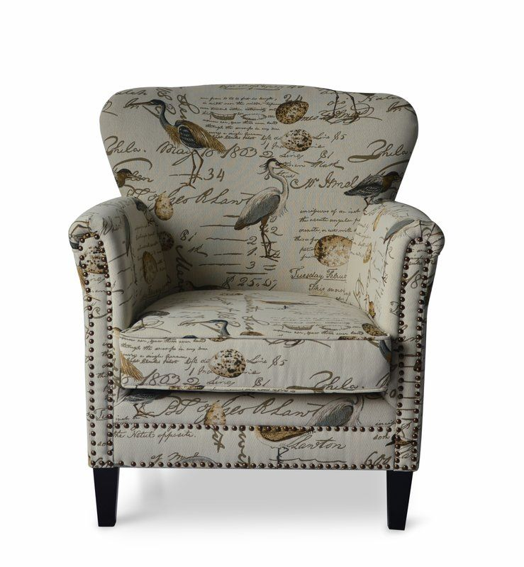 Loon Peak Sprague Armchair Wayfair Armchair Accent Chairs Chair