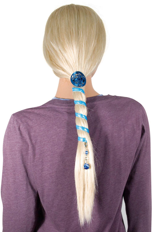 ponytail wraps Google Search Hair jewelry, Ponytail