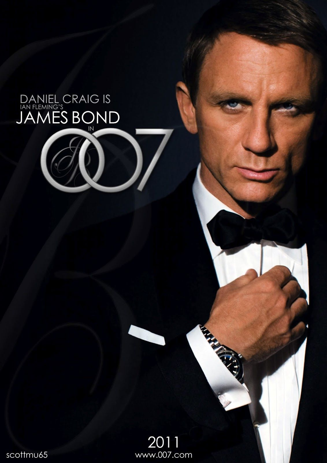 bond movies James