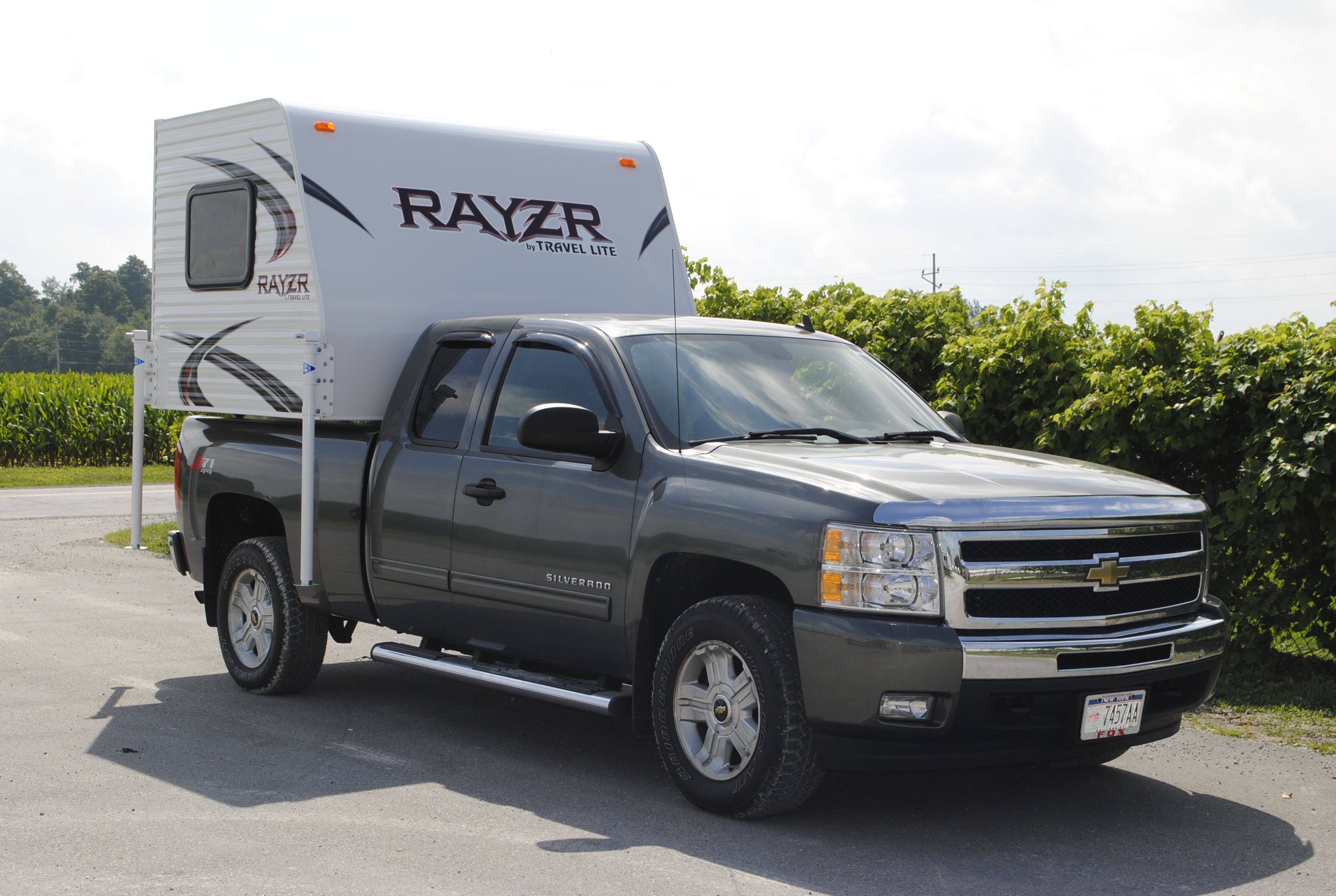 Lightweight Travel Trailers And Truck Campers By Travel Lite
