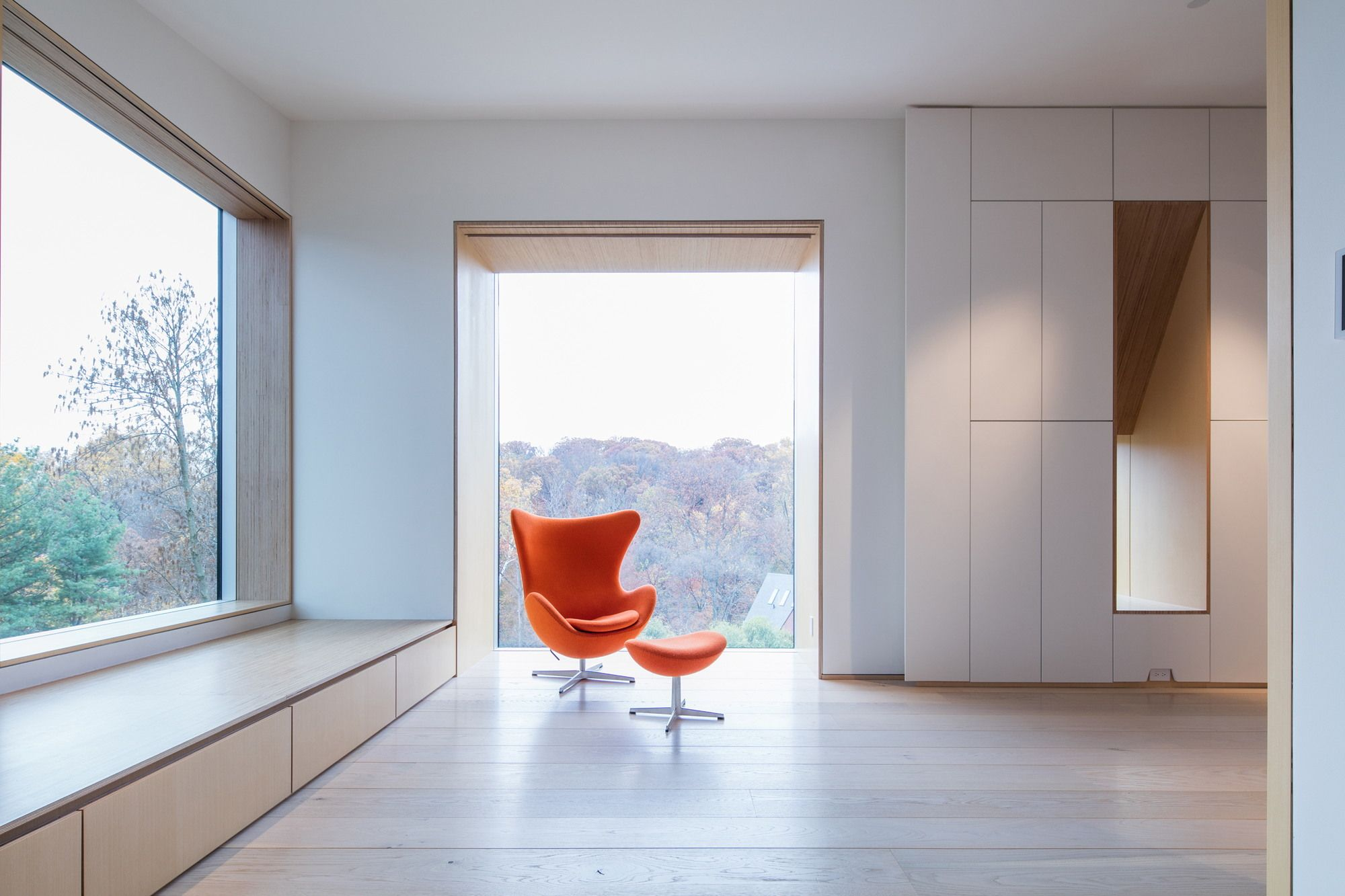 Multiplex für exzentriker wohnhaus von nadaaa in washington