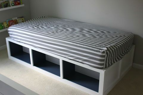 PB Inspired Storage Day Bed images