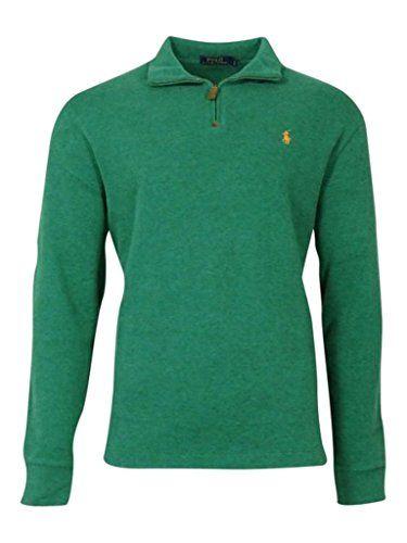 POLO RALPH LAUREN Polo Ralph Lauren Men s Half Zip French Rib Cotton  Sweater.  poloralphlauren  cloth     Polo Ralph Lauren Men   Pinterest   Ralph  lauren, ... 57d0cc0a65