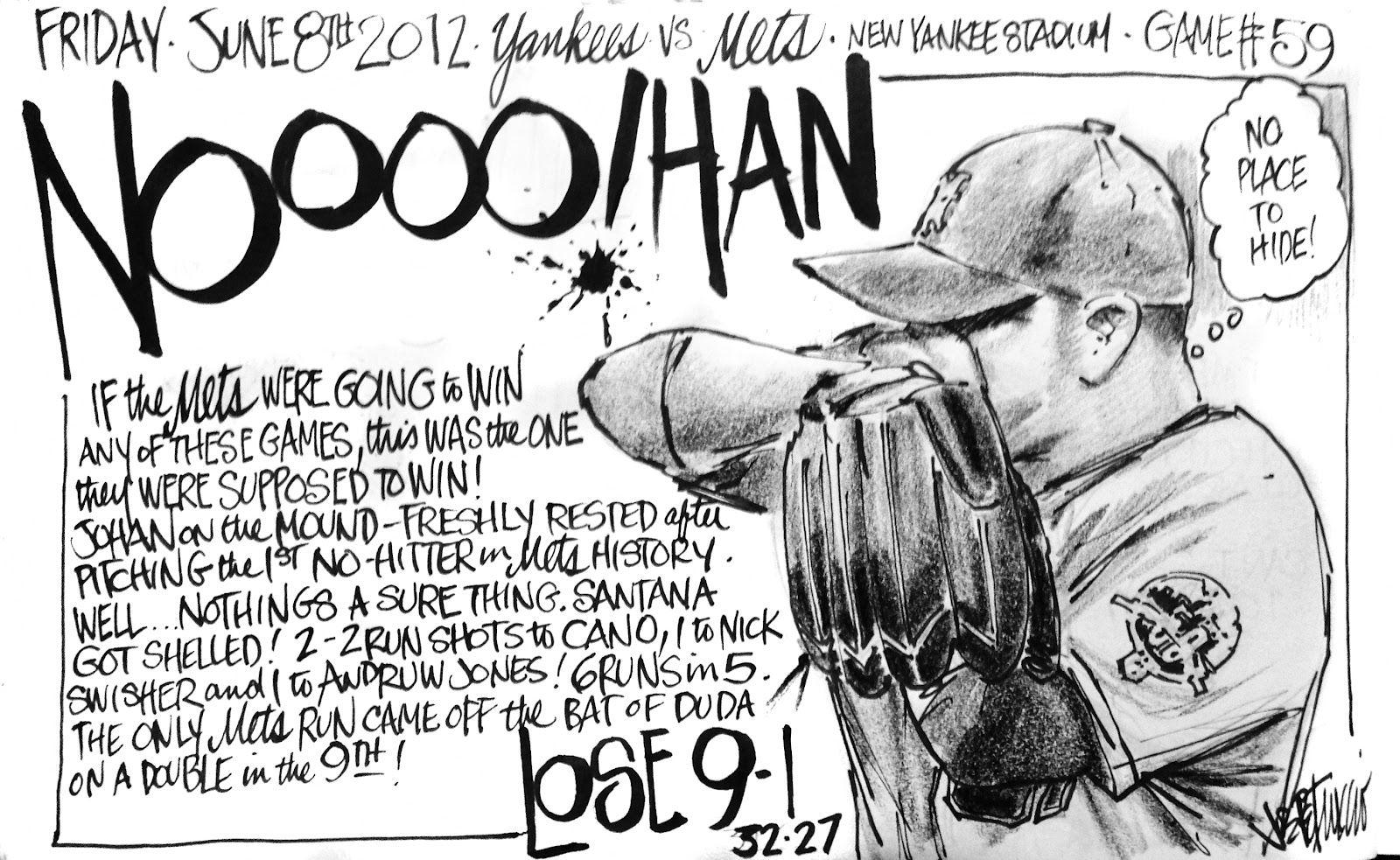 My Mets Journal