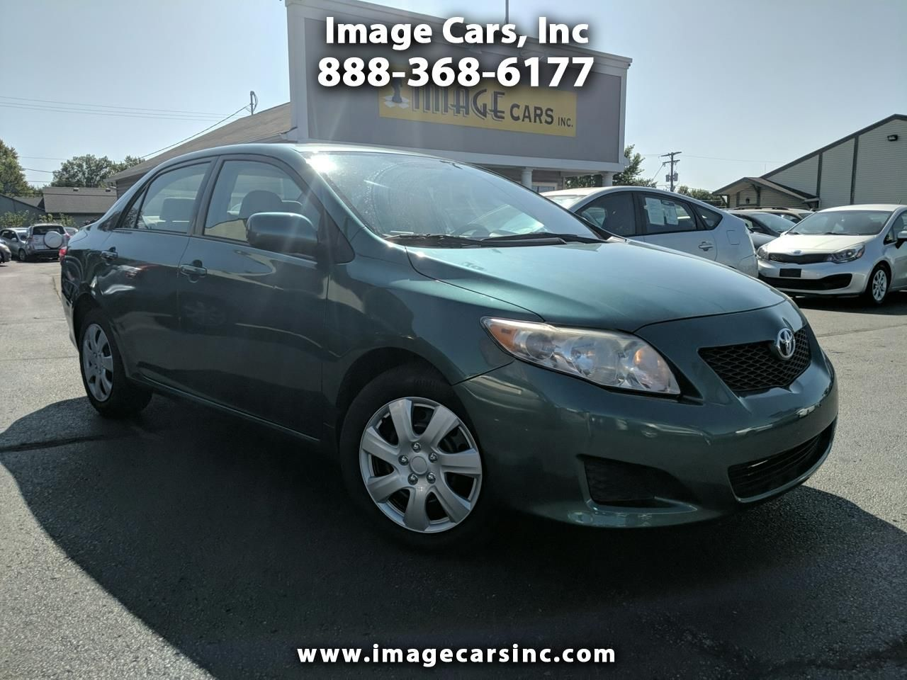 Used 2009 Toyota Corolla Xle For Sale In Fort Wayne In 46808 Image Cars Inc Toyota Corolla Used Cars Corolla