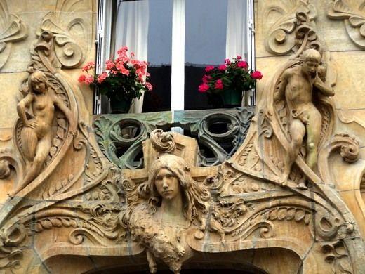 Jules Lavirotte S 29 Avenue Rapp Lieux Et Lieux A Visiter