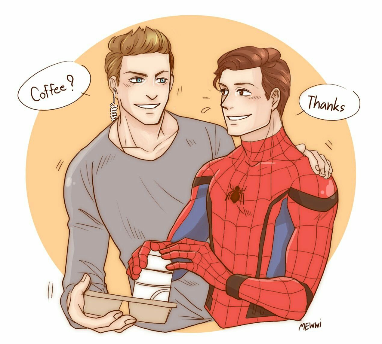 Is tom holland gay
