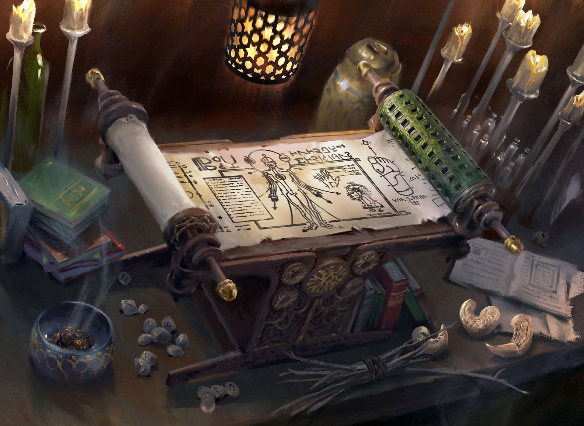 Картинки фэнтези предметы