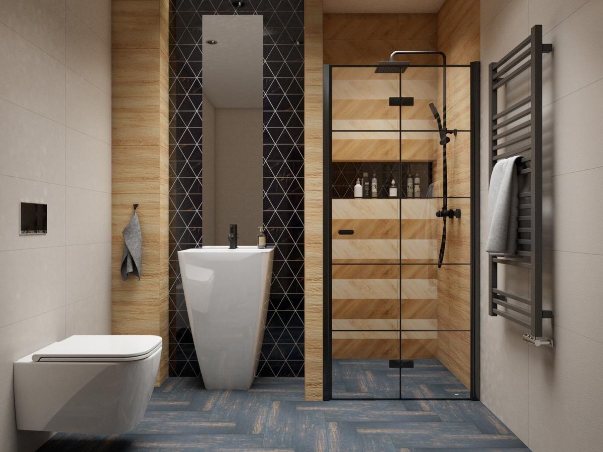 Tubadzin Inpoint Wizualizacja Lazienki Blu Salony Lazienek Bathroom Decor Home Decor