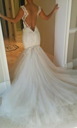 Galia Lahav Odette 4900 Size 6