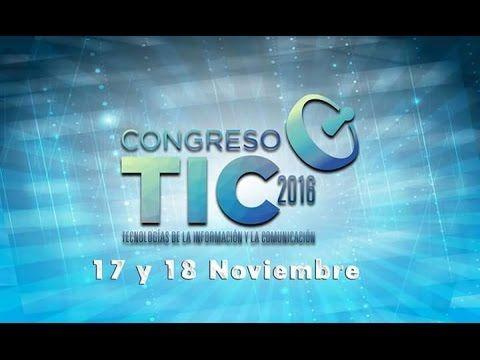 Congreso TIC 2016 UFRO - Jornada 1