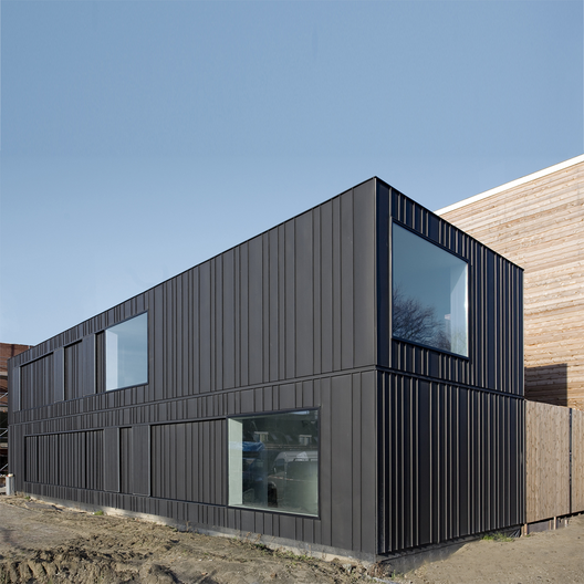 Metal Work Photos Industrial Architectural Residential: V36K0809 / Pasel.Kuenzel Architects