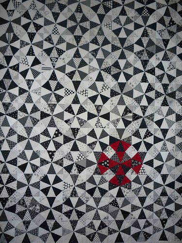 Black tie quilt pinterest black tie kaleidoscope quilt and black tie flickr photo sharing ccuart Image collections