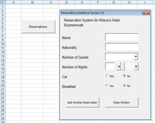 User Interface Design Using A Userform In Excel 2007 And Excel 2010 User Interface Design Interface Design Excel Tutorials Adding worksheet in excel vba
