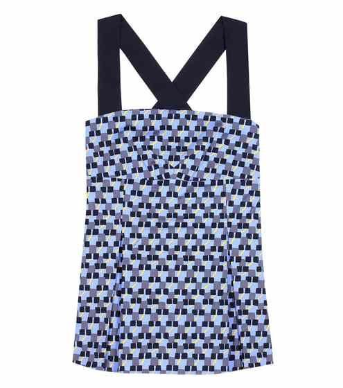 Printed top | Prada
