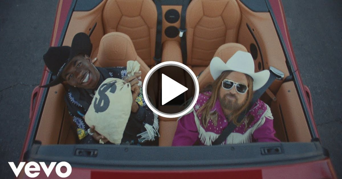 Lil nas x old town road official movie ft billy ray