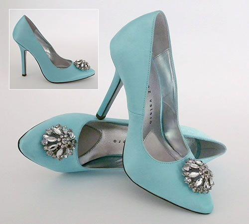Pin By Theresa Fernau On Tying The Knot Tiffany Blue Wedding Shoes Manolo Blahnik Heels Blue Wedding Shoes