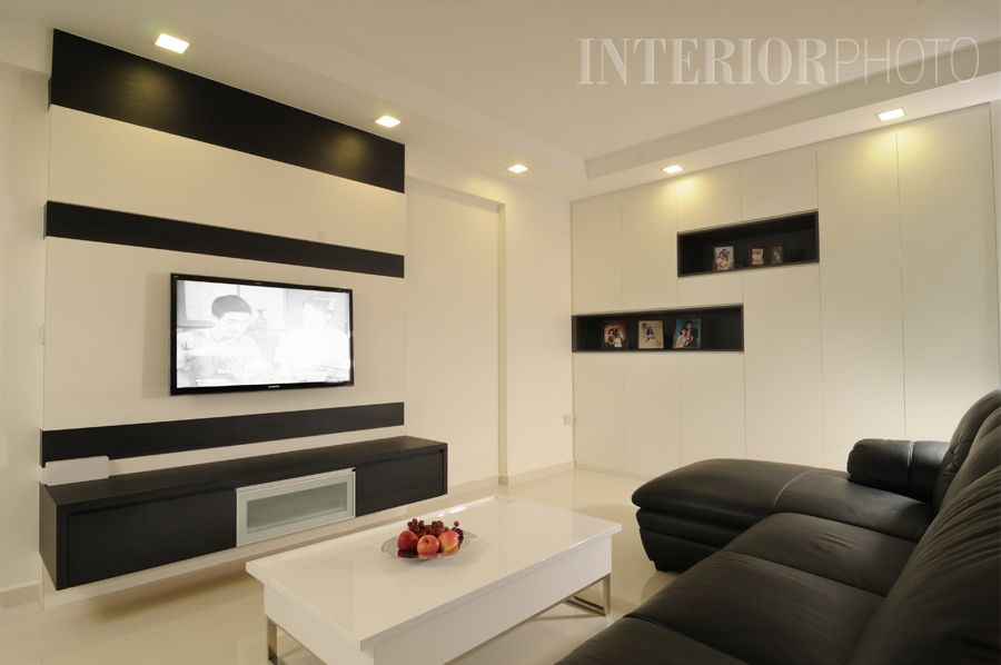 singapore hdb living room design