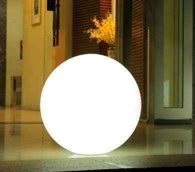Trend LED Leuchtball Lichtball Leuchtkugel Garten Lampe Beleuchtung cm