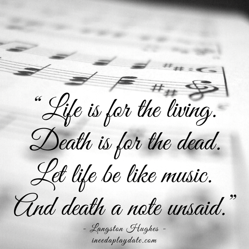 Quotable A To Z D Is For Death Atozchallenge Quotable Quotes Quotes World Music Day