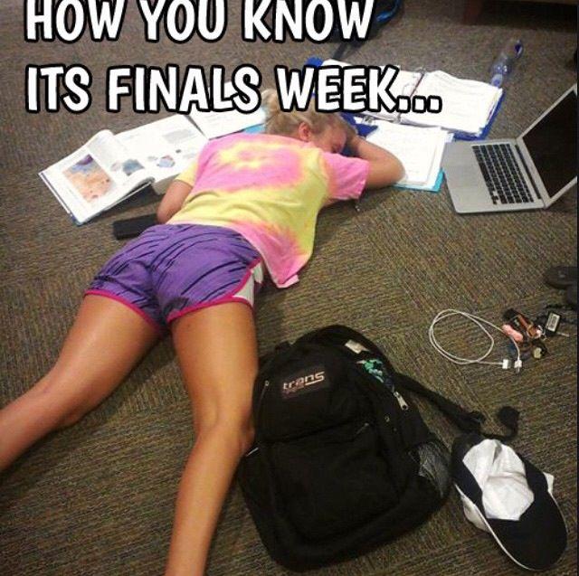 #finals #nursingschoolprobs