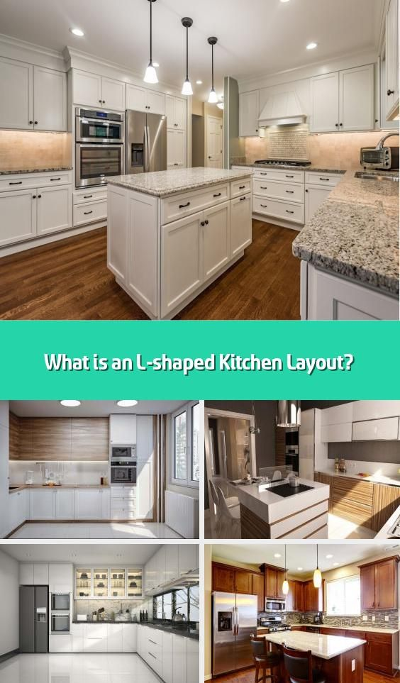 What Is An L-shaped Kitchen Layout?