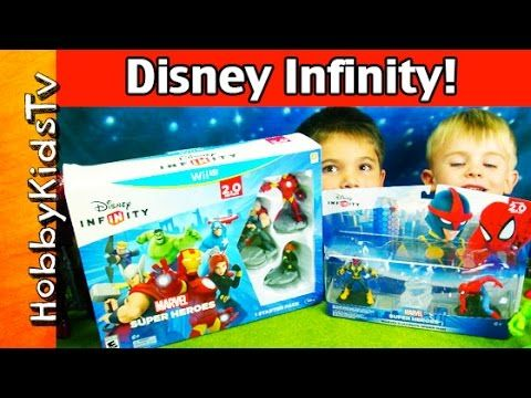 Hobbykidstv Presents Faun Box Opening With Hobbykids Hobbydad Tells All The Hobbygamers To Check Out Our Gaming Ch Disney Infinity Super Mario Brothers Disney