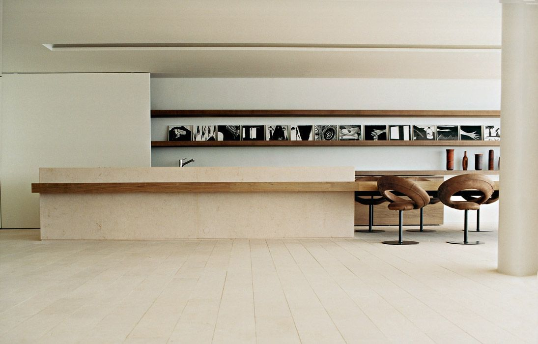 Studio arthur casas praktijk interieur keuken and