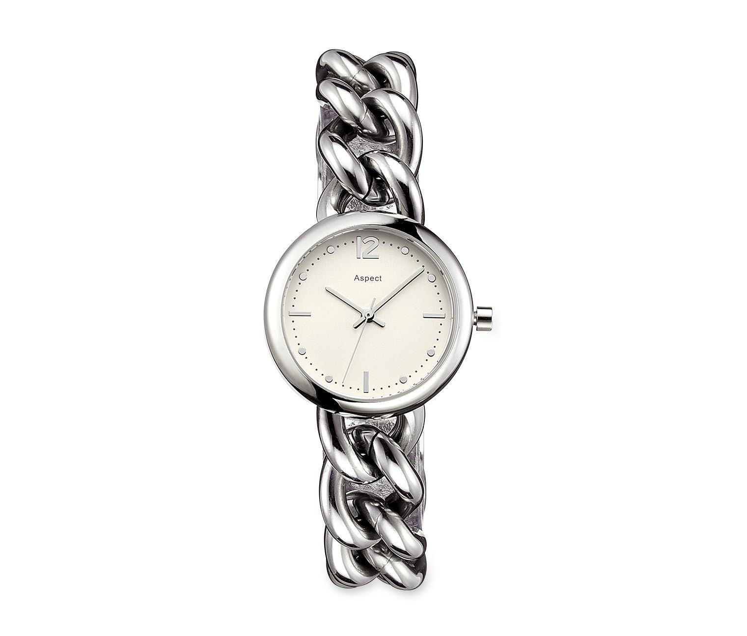 Dámske náramkové hodinky z ušľachtilej ocele 322045 z e-shopu Tchibo.sk