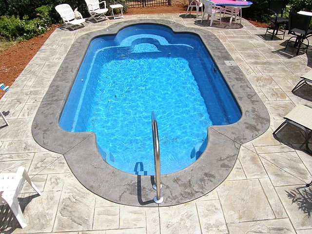Roman Shaped Swimming Pools   Google Search