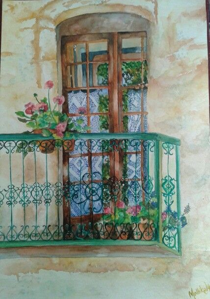#watercolours #painting