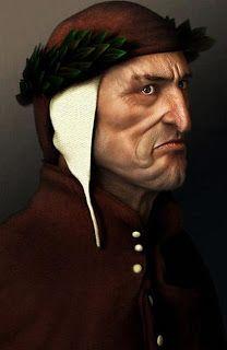 """""""No menos que el saber me place el dudar"""".   Dante Alighieri"""
