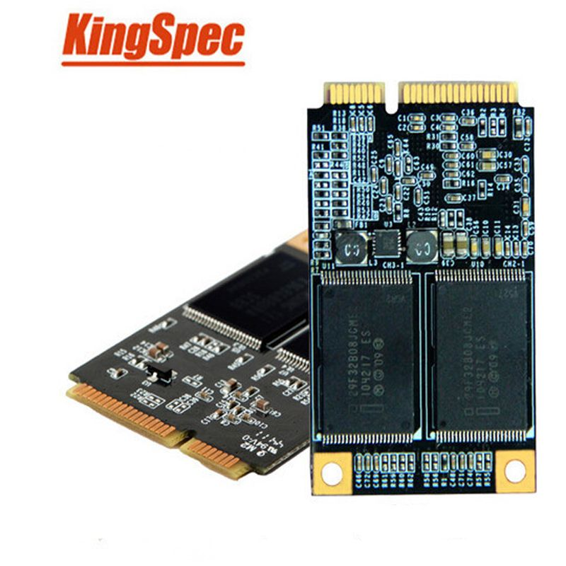 Kingspec Pcie Msata Ssd Internal Sata Mlc 8gb 16gb 32gb 64gb 128gb Flash Storage Solid State Disk For Pc Tablet Laptop Notebook Ssd Notebook Laptop 8gb