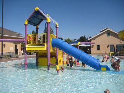 Robert Livermore Community Center Pool Livermore California